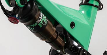 Rear Shocks - Mountain bike technology has come on leaps and bounds since their emergence in the early 1990s, particularly in the area of mountain bike rear shocks and full suspension. Over the course of its exponentially evolving years, the full suspension style has become a very popular choice.