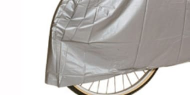Bike Covers - If you want to store your bike outdoors, or even further protect it while it is stored indoors, a bike cover is an inexpensive and practical investment that will help to keep your rig running and looking as smooth as it should.