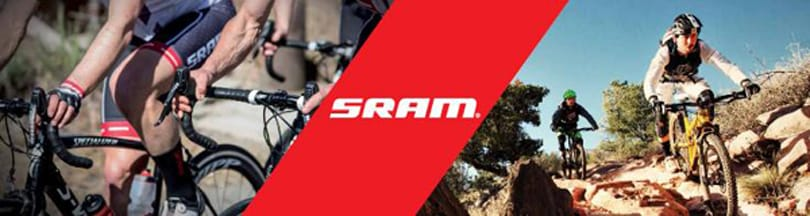 SRAM - There isn't a company more dedicated to cycling than SRAM. You can see it in everything they do, from the crisp instant shift of their trigger shifters, or the way the chain glides smoothly and effortlessly across a cassette. Founded in 1987, and now with acquisitions including Avid, Truvativ and RockShox, their philosophy then and now is to simply make cycling better. It's that simple.
