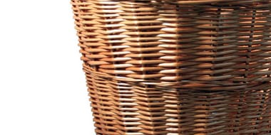 Baskets - The classic bike basket is the stylish and flexible way to carry loads and miscellaneous items – such as groceries, small shopping items etc. – without investing in a complex pannier systems.