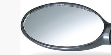 Mirrors - Navigate through traffic, pedestrians and any other potential obstacles that your daily commute may throw at you with bicycle mirrors. Allowing you to keep an eye on traffic, whilst still looking to the road ahead, bicycle mirrors should become an essential part of your kit – improving your ride and offering greater safety.