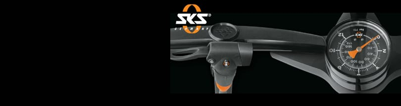 SKS - SKS is a premium manufacturer of cycling products based in Germany. Their pumps and mudguards hold records for technology and are used by some of the best cycling teams in the world.
