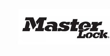 Masterlock - With over 80 years' experience in the security industry, Master Lock is the world's largest lock manufacturer with production facilities in the USA, Mexico and China. The company's strength lies in combining innovation with security and design to create reliable and distinctive security solutions.