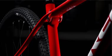 Mountain (MTB) - MTB frames are built for riding at speed off-road but there is a huge variety on the market, with types to suit every possible riding discipline and riding style – from lightweight carbon racing whippets to burly bruisers that can take on the toughest terrain.