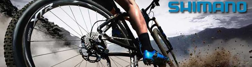 Shimano - Shimano are the makers of the world's most well known cycle component brand. Established in 1921 when the first cycle freewheel was forged. Shimano produce drivetrains, wheels, pedals, shoes, cycling clothing and pretty much every Shimano cycle accessory you can think of! Famous for their top end products ridden by the pro's, Dura-Ace and XTR, which cover both road and MTB's.