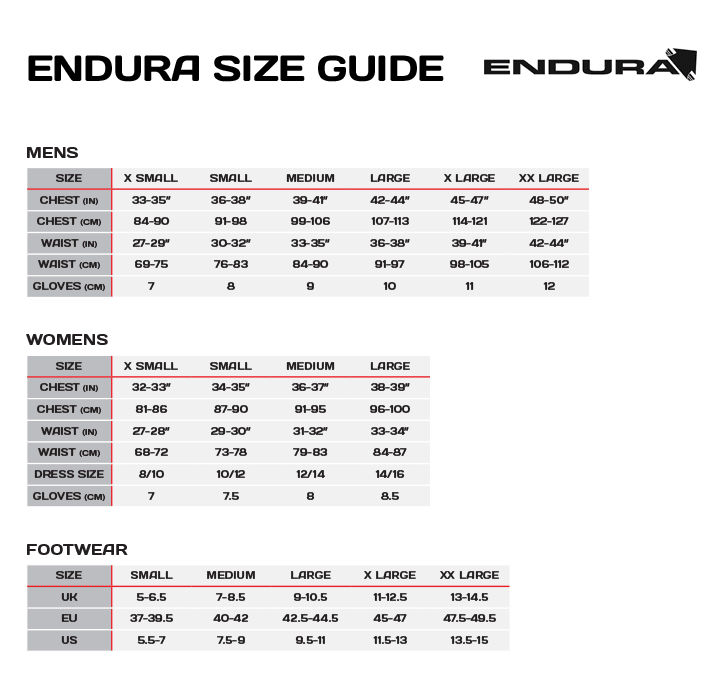 ENDURA WMS THERMOLITE TIGHT (NO PAD)