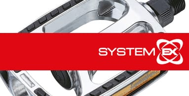 SystemEX - SystemEX offers high-quality cycling accessories and bike components with great value for money. Among the products to choose from are: bar tape, bike bells, bike chainsets, frame protection, grips, handlebars, hubs, bike locks, lubricants and more.