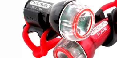 Lightsets - We offer lights sets to suit every need and budget from simple single-LED units and tool-free mounting, to sturdy and stylish rechargeable lights designed to fit every bike including those with aero-style seatmasts.