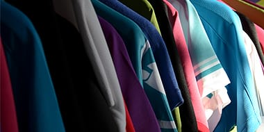 Jerseys - A cycling jersey is the 'main event' of every cyclist's wardrobe. Whether you're showing your support for your favourite team, or wearing something you just happen to like to look of, a cycling jerseys can say a lot about the person riding the bike.