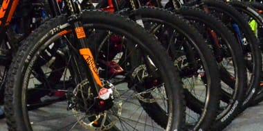 Wheels & Tyres - Get the most out of your bike with the right wheels and tyres. We stock a wide range to help you get the best performance from your bike. Whether you're looking for something light and aerodynamic or something strong enough for the mountain, we have just what you need. Plus, it's worth remembering that upgrading your wheels is one of the best ways to lose weight, as well as boost your performance. Get the wheels right and the rest will roll into place – so browse our collection today.