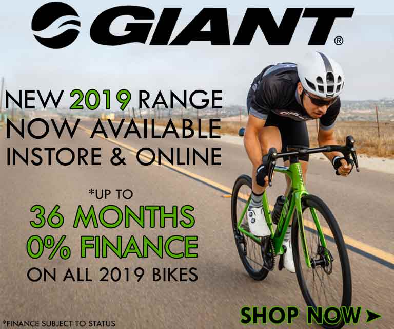 upto 20 percent off Giant bikes