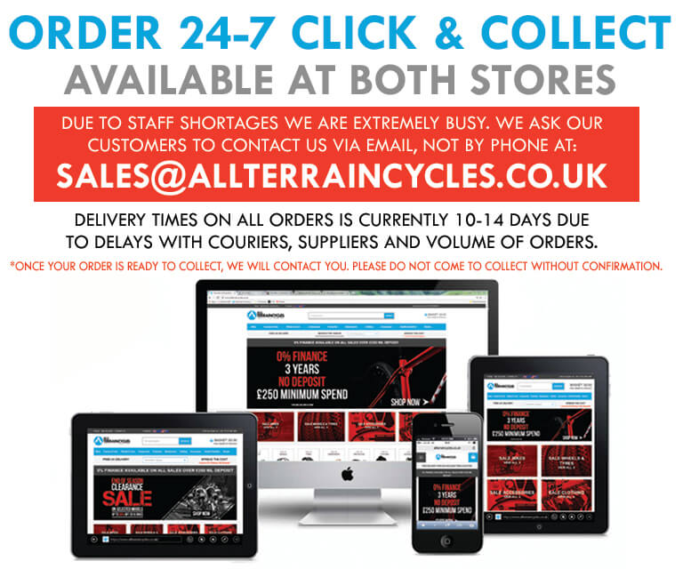 Click and collect Delivery