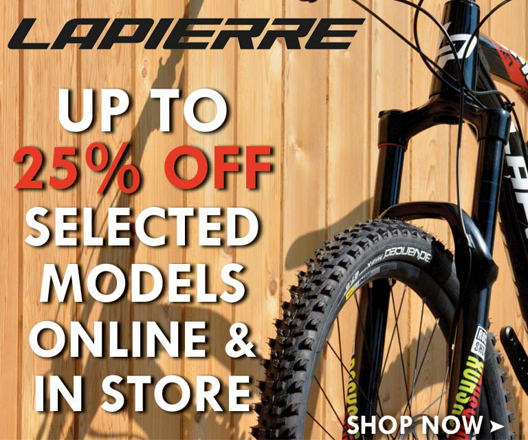 Lapierre - up to 25% off selected models