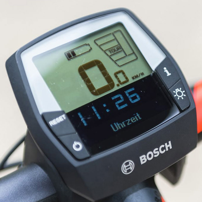 E bike Range Finder