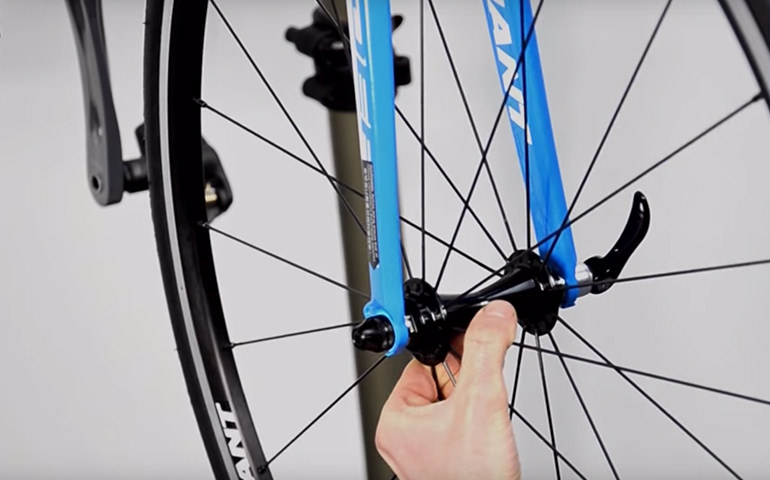 Wheels & Quick-Release On Your New Road Bike